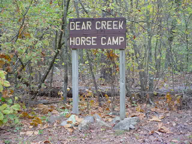 Arkansas Horse Trails And Camping