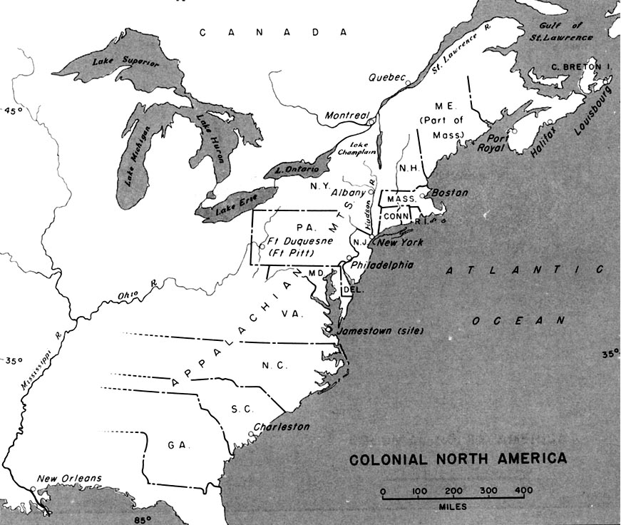 colonial americas without the indians