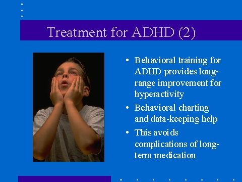 treatments for adhd